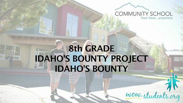Community School 8th Grade