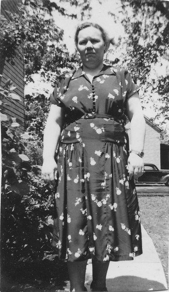 Rosalia Bondar - Peru, Indiana - 1952