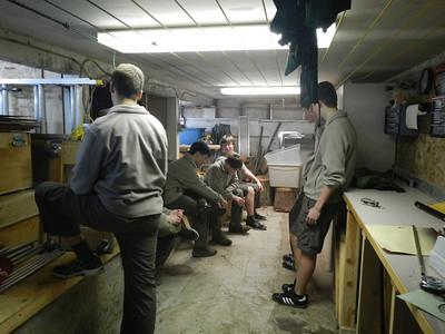 Troop Meeting - Dec 02