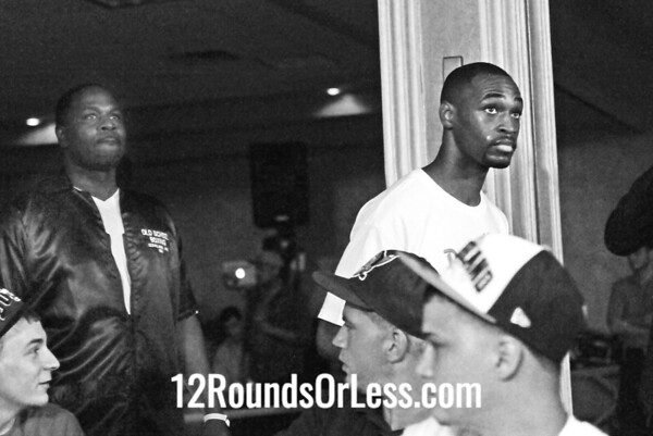 Bout #3 Dante Moore, Cleveland, OH vs Casey Adans, New Orleans, LA Light Middleweights