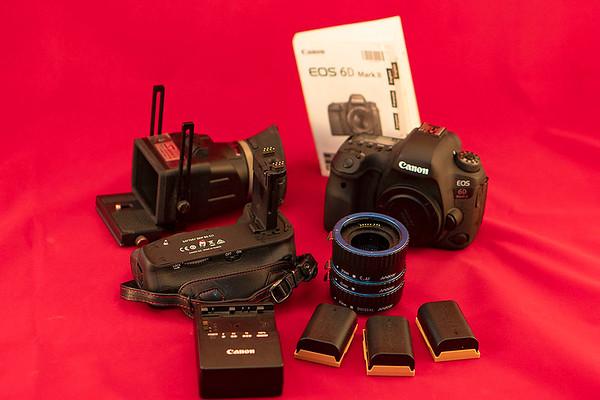 Canon 6D Mark-2