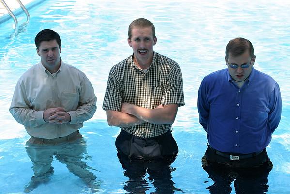 Baptismal Service '04