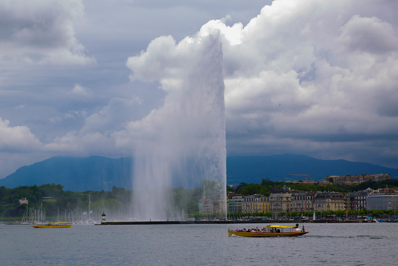Lake Geneva, June 2015