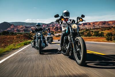 2019 Utah H-D Ride