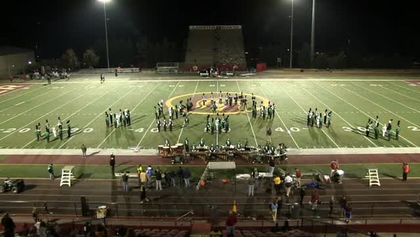 Chapter 12 - Full Marching Band show (2012-2013 DVD Yearbook Archive)