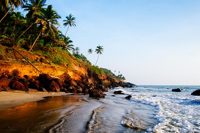 Goa, India - X-Pro1 and VSCO Film 04 Slide Film