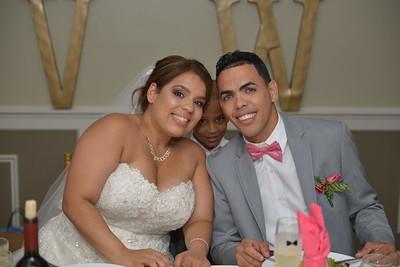 Viclissa & Waldo Wedding at Westchester Manor