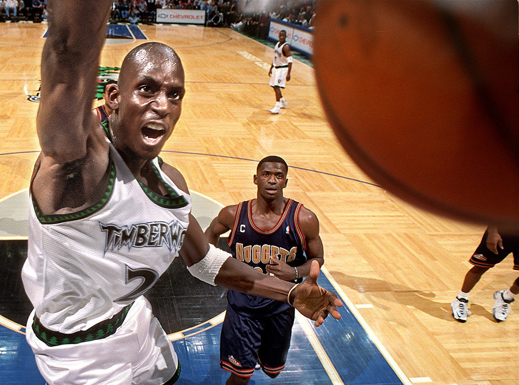 . 1. 1995: No. 5 Kevin Garnett, No. 48 Mark Davis, No. 49 Jerome Allen.  Best player in franchise history. Future Hall of Famer. First prep player to go straight to the NBA to become a superstar. �Nuff said. The Wolves never make it to eight straight playoffs without Garnett, including the 2004 Western Conference Finals. Garnett is the only player in NBA history to average at least 20 points, 10 rebounds and five assists for six straight seasons. Larry Bird did it five straight seasons. Who cares if Davis and Allen both played just one season in Minnesota?
