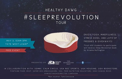 Healthy Dawg #SleepRevolution - 5.3.16