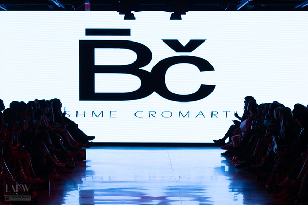 LAFW SS20 Bishme Cromartie