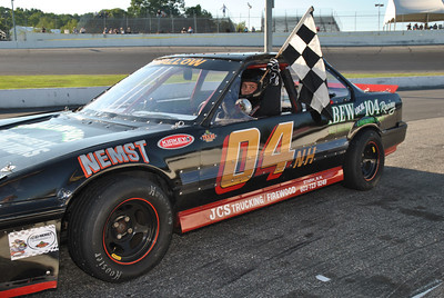 Thompson 6-28-12 Victory Lane SN