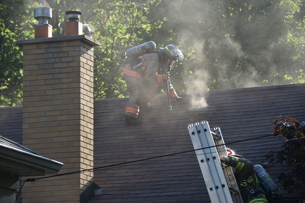 July 8, 2020 - 2nd Alarm - 6 Colonial Ave.
