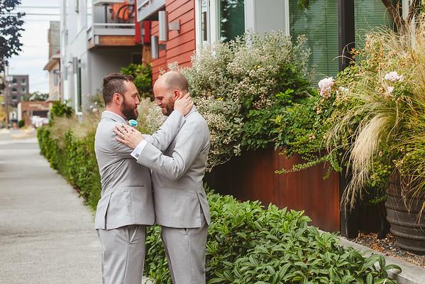 Scott and Jon's Wedding