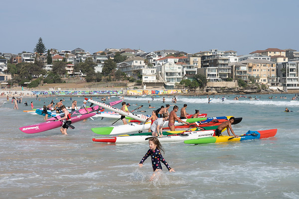 Bondi Beach Sydney, Australia - 2020