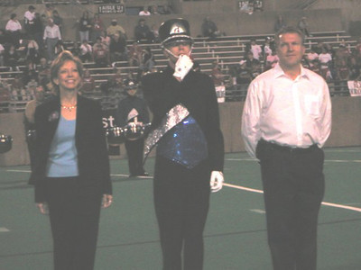 Senior Night - 15 Oct 2004
