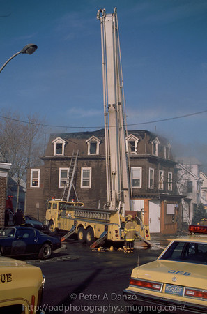 Orange NJ 2nd Alm, Corner of Day St & Elizabeth St. 01-11-89