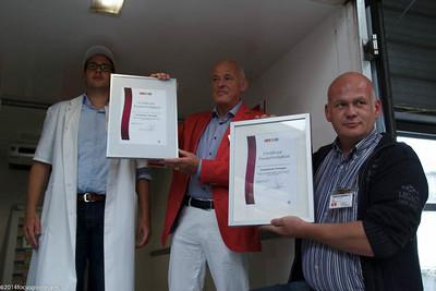 oosterparkwijk 2014-voedselbank certificering