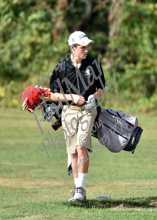 Berks Catholic vs Fleetwood High School Golf 2014 - 2015
