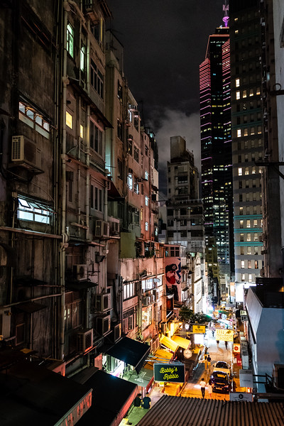 Downtown Hon Kong