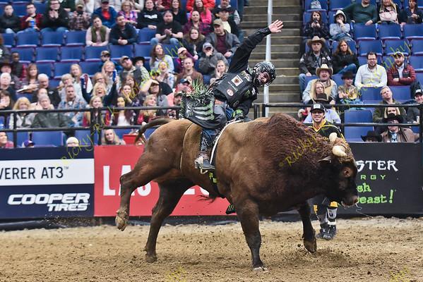 2019-02 15 and 16 Professional Bull Riders Mason Lowe Memorial
