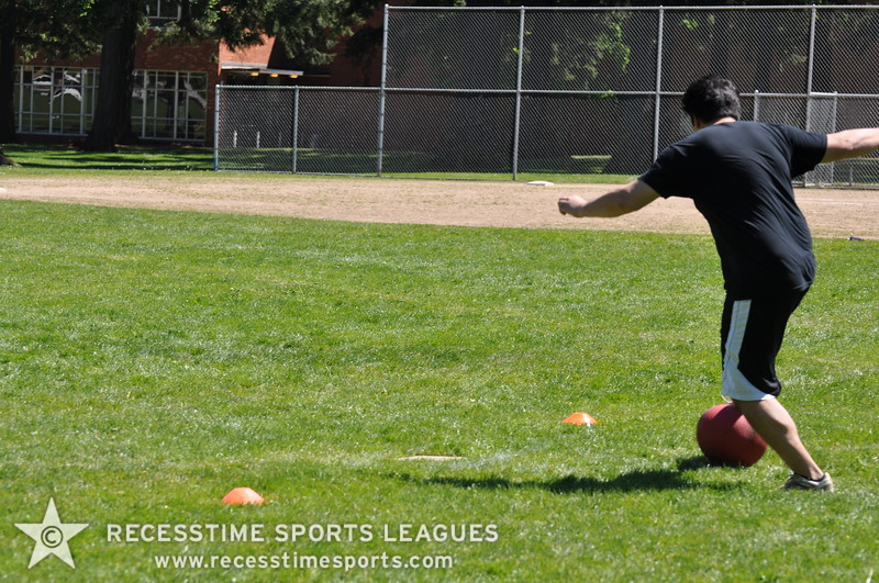 Recesstime Sports Leagues Portland Kickball Spring 2013 Dodgeball Bowling Ping Pong Mushball - 158