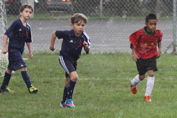 Aidan Soccer 9/30/12