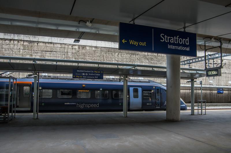 395011, Stratford International