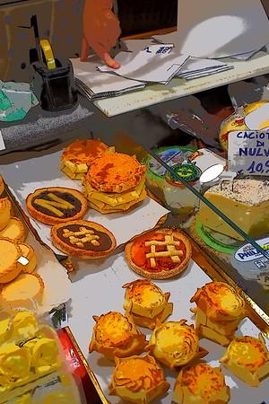 Fior Di Farina Grocery in Sassari