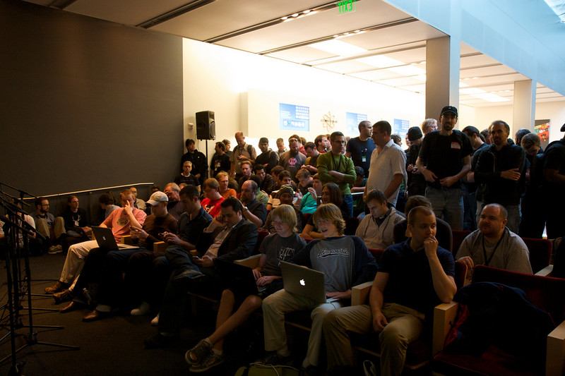 Cocoaheads audience WWDC 2009