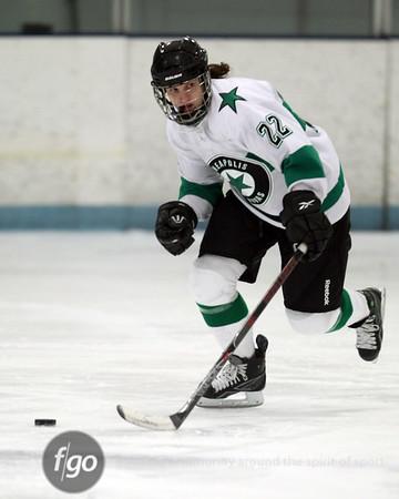 Blake v Minneapolis Novas Girls Hockey 1-25-11