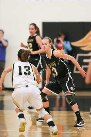 Canyon vs Foothill Jan 17 2014