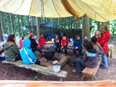 Escot Wilderness Camp