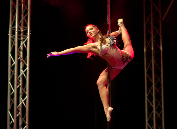 Miss Pole Fitness Switzerland 2012 Finals