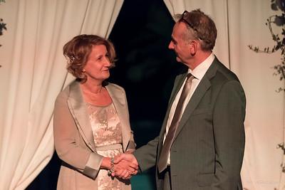 27-09-2018 - Bruiloftsceremonie en -feest Robert & Patricia Olde Loohuis