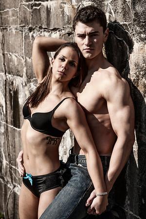 Chris and Maura