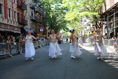 NYC DANCE PARADE 2012