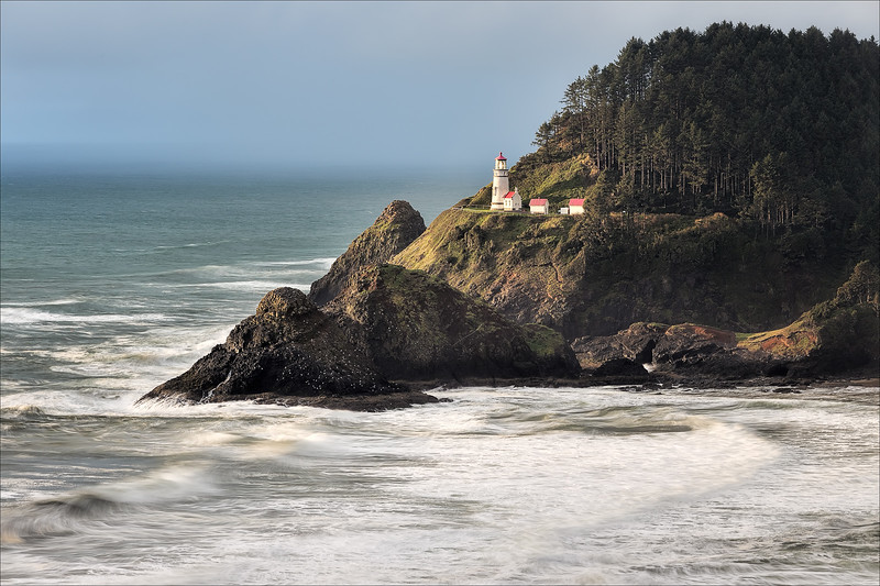Heceta lighthouse, Oregon