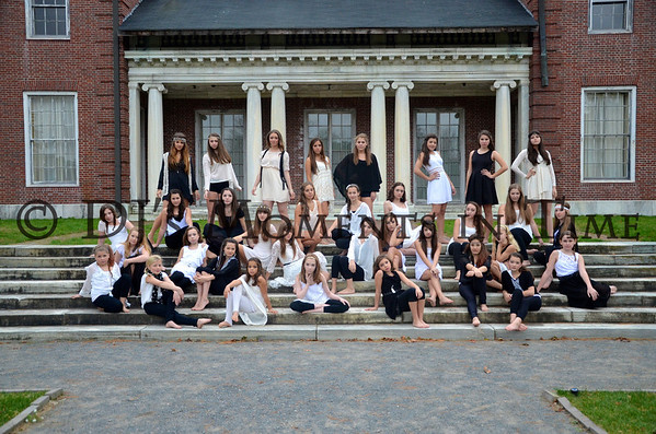 The Dance Academy of Siagel Productions - Company Shoot 2012