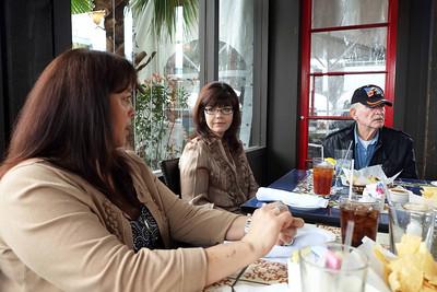 Teresa Long Visit 02-24-13