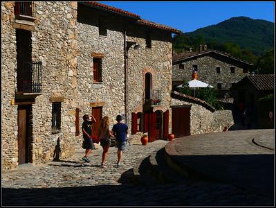 Beget & Castelfollit de la Roca (Catalonia)