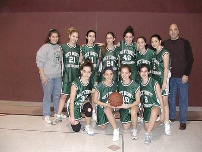 GOYA Basketball Tournament Canton - January 10, 2004