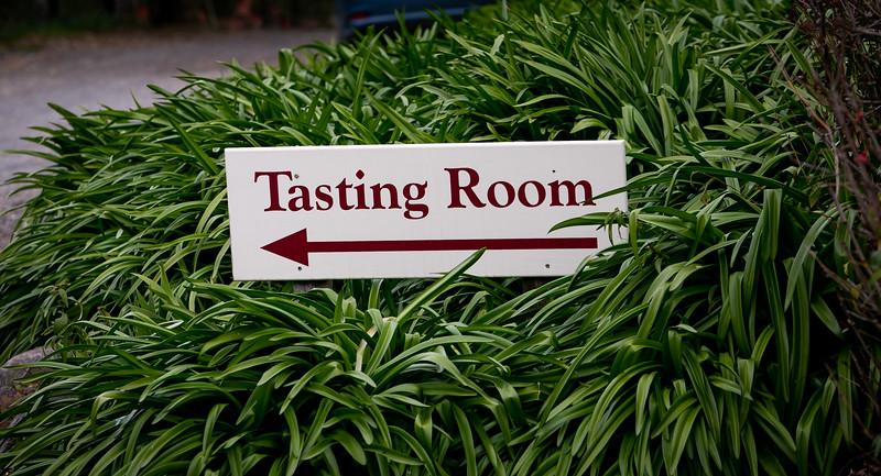 Porter Creek Winery Tasting Room