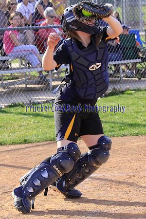 2010 Varsity Softball / Upper Sandusky