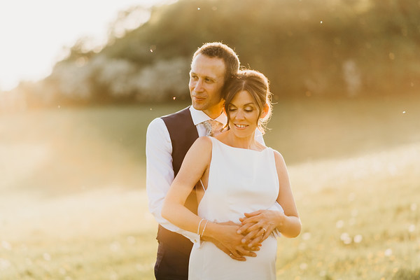 Cass and Mark - wedding