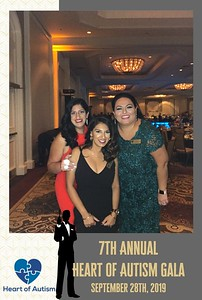 7th Annual Heart of Autism Gala-RED PHOTOBOOTHS