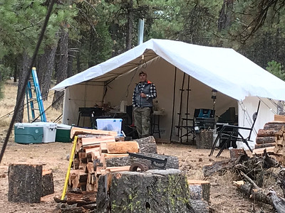 Hunting camps