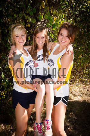 MHS Cross Country 2012