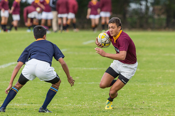PRG Rugby 15A vs. Rondebosch