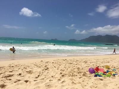 Hawaii June-July 2016