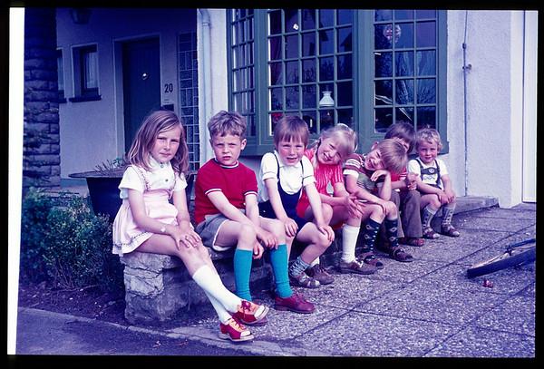 1988-1989 Drombuschs, Sundermann, Kindergeburtstage - unbearbeitet